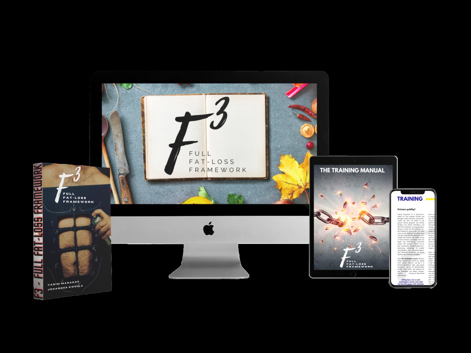 F3 Full Fat-loss Framework